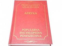 PRZEGLĄDOWY ATLAS ŚWIATA. AFRYKA 1998
