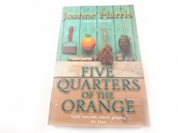 FIVE QUARTERS OF THE ORANGE - Joanne Harris 2001