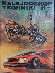 KALEJDOSKOP TECHNIKI NR 11 (366) 1987