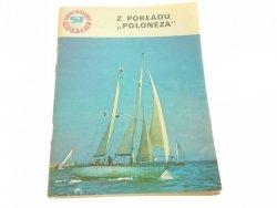 Z POKŁADU 'POLONEZA' - Krzysztof Baranowski 1974