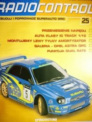RADIOCONTROL. ZBUDUJ I POPROWADŹ SUPERAUTO WRC 25