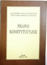 PRAWO KONSTYTUCYJNE - Jan Galster 1994