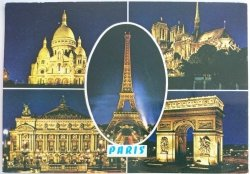 PARIS. PIĘĆ UJĘĆ