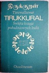 TIRUKKURAL - Tiruwalluwar 1977