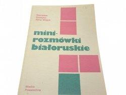 MINI ROZMÓWKI BIAŁORUSKIE - Stanisław Szadyko 1990