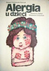 ALERGIA U DZIECI Danuta Chmielewska-Szewczyk 1983