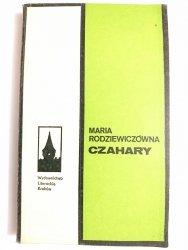 CZAHARY - Maria Rodziewiczówna 1975