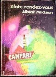 ZŁOTE RENDEZ-VOUS - Alistair MacLean 1987