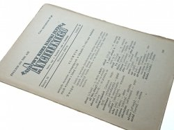 RADIOWY KURS NAUKI JĘZYKA ANGIELSKIEGO 39 1960/61