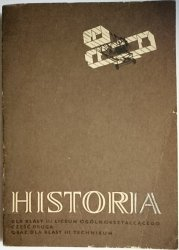HISTORIA DLA KLASY III LICEUM OGÓLNOKSZTAŁCĄCEGO