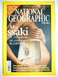 NATIONAL GEOGRAPHIC POLSKA 04-2003
