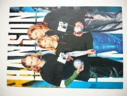 HANSON. MTV AWARDS