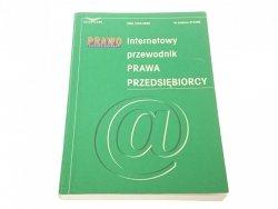 INTERNETOWY PRZEWODNIK PRAWA PRZEDSIĘBIORCY 2000