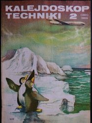 KALEJDOSKOP TECHNIKI NR 2 (381) 1989