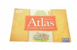 MOJA HISTORIA 5 ILUSTROWANY ATLAS DO HISTORII 2004