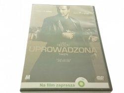 UPROWADZONA TAKEN. LIAM NEESON. FILM DVD