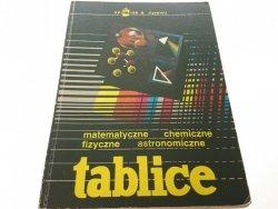 TABLICE MATEMATYCZNE CHEMICZNE FIZYCZNE... 1994