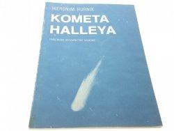 KOMETA HALLEYA - Hieronim Hurnik (1985)
