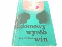 DOMOWY WYBÓR WIN - Jan Cieślak 1976