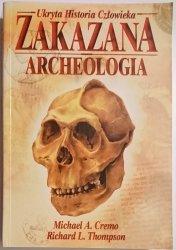 ZAKAZANA ARCHEOLOGIA - Michael A. Cremo 1998
