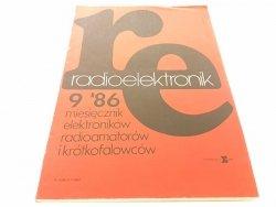 RADIOELEKTRONIK 9'86