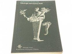 MITOLOGIA STAROŻYTNEJ ITALII - A. Krawczuk 1982