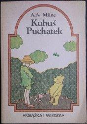 KUBUŚ PUCHATEK - A. A. Milne 1989