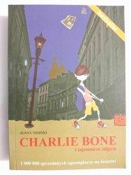 CHARLIE BONE I TAJEMNICZE ZDJĘCIA - Jenny Nimmo 2006