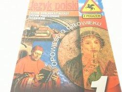 JĘZYK POLSKI KLASA 1 - K. Biedrzycki (2002)