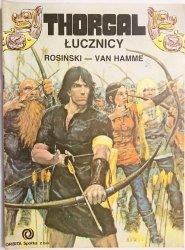 THORGAL. ŁUCZNICY - Rosiński, Van Hamme 1989