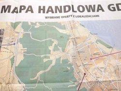 MAPA HANDLOWA GDAŃSKA WYBRANE OFERTY Z LOKALIZACJAMI