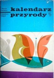 KALENDARZ PRZYRODY - Henryk Sandner 1976
