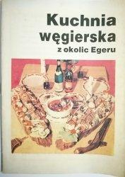 KUCHNIA WĘGIERSKA Z OKOLIC EGERU 1990