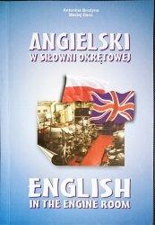 ANGIELSKI W SIŁOWNI OKRĘTOWEJ - Brożyna 2008