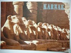 KARNAK. EGYPT POST CARD