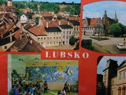 LUBSKO. MIASTO OD 1283 r. ROZWINĘŁO... FOT. REED