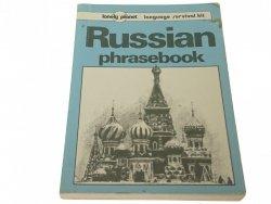 RUSSIAN PHRASEBOOK - James Jenkin (1991)