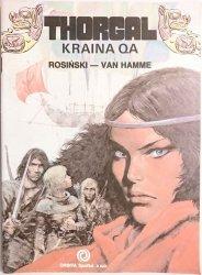 THORGAL. KRAINA QA - Rosiński, Van Hamme 1989