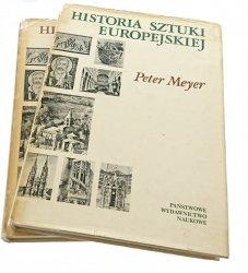 HISTORIA SZTUKI EUROPEJSKIEJ TOM I i II Meyer 1973