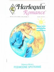 PODWODNE SPOTKANIE - Rebecca Winters 1995