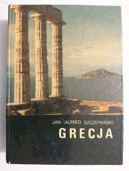 GRECJA - Jan Alfred Szczepański 1978