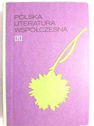 POLSKA LITERATURA WSPÓŁCZESNA - Ryszard Matuszewski 1982