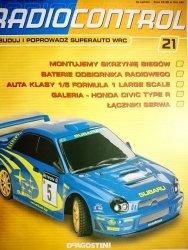 RADIOCONTROL. ZBUDUJ I POPROWADŹ SUPERAUTO WRC 21