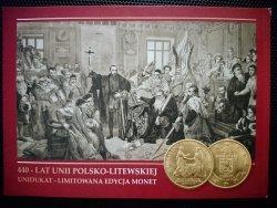 440 LAT UNI POLSKO-LITEWSKIEJ. UNIDUKAT