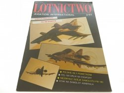 LOTNICTWO. AVIATION INTERNATIONAL 2/91