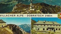 VILLACHER ALPE - DOBRATSCH 2166m