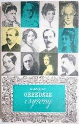 ORFEUSZE I SYRENY - W. Bodnicki 1961