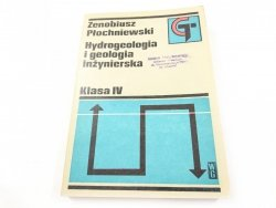 HYDROGEOLOGIA I GEOLOGIA INŻYNIERSKA. KLASA IV