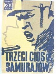 TRZECI CIOS SAMURAJÓW - Franciszek Bernaś 1980