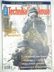 NOWA TECHNIKA WOJSKOWA 3-2004